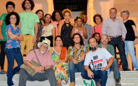 Felisquié lançada em Salvador com música, palestra e poesia